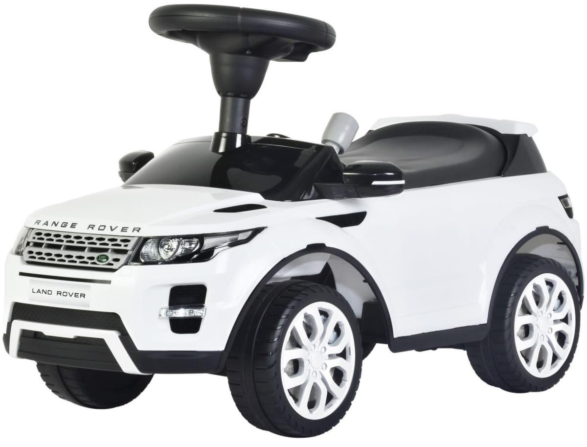 Каталка-автомобиль VIP TOYS Range Rover Evoque 348 - белая