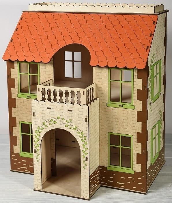 Кукольный дом Одним Прекрасным Утром