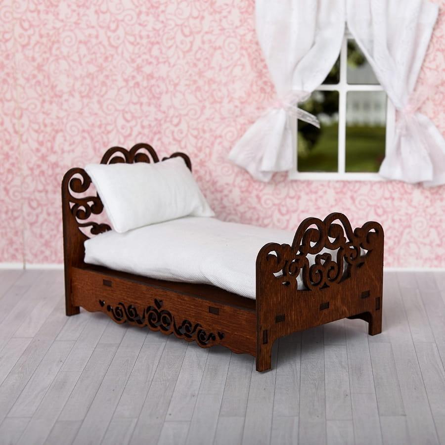 Набор мебели Одним Прекрасным Утром Спальня (кровать с подушкой и матрасом)