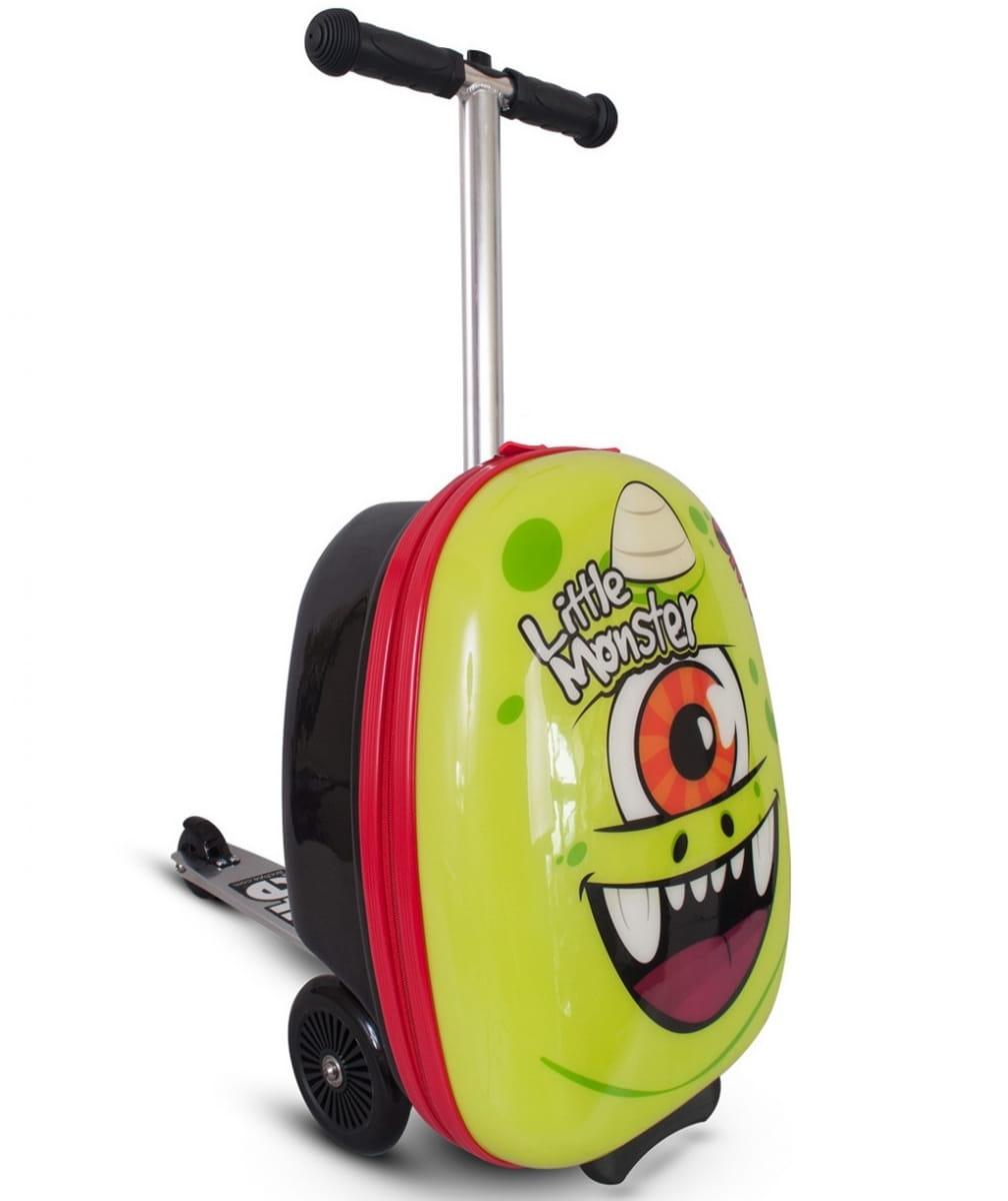 Самокат - чемодан ZINC Monster
