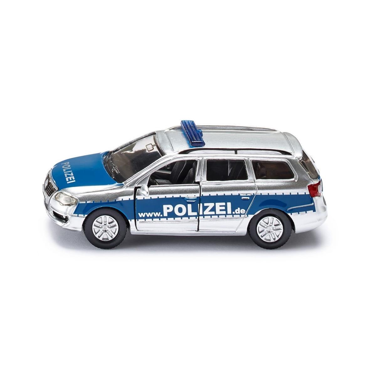Полицейская патрульная машина Siku