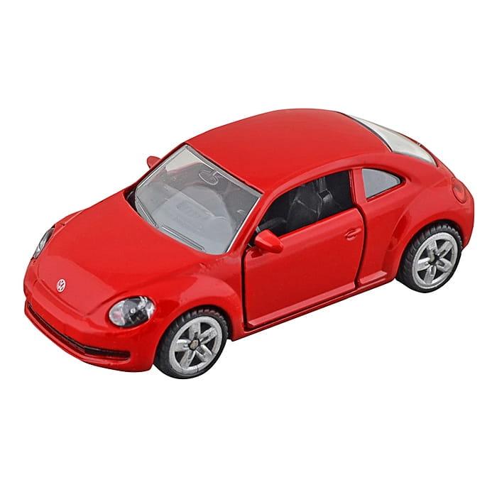 Машина SIKU Volkswagen Жук - красный