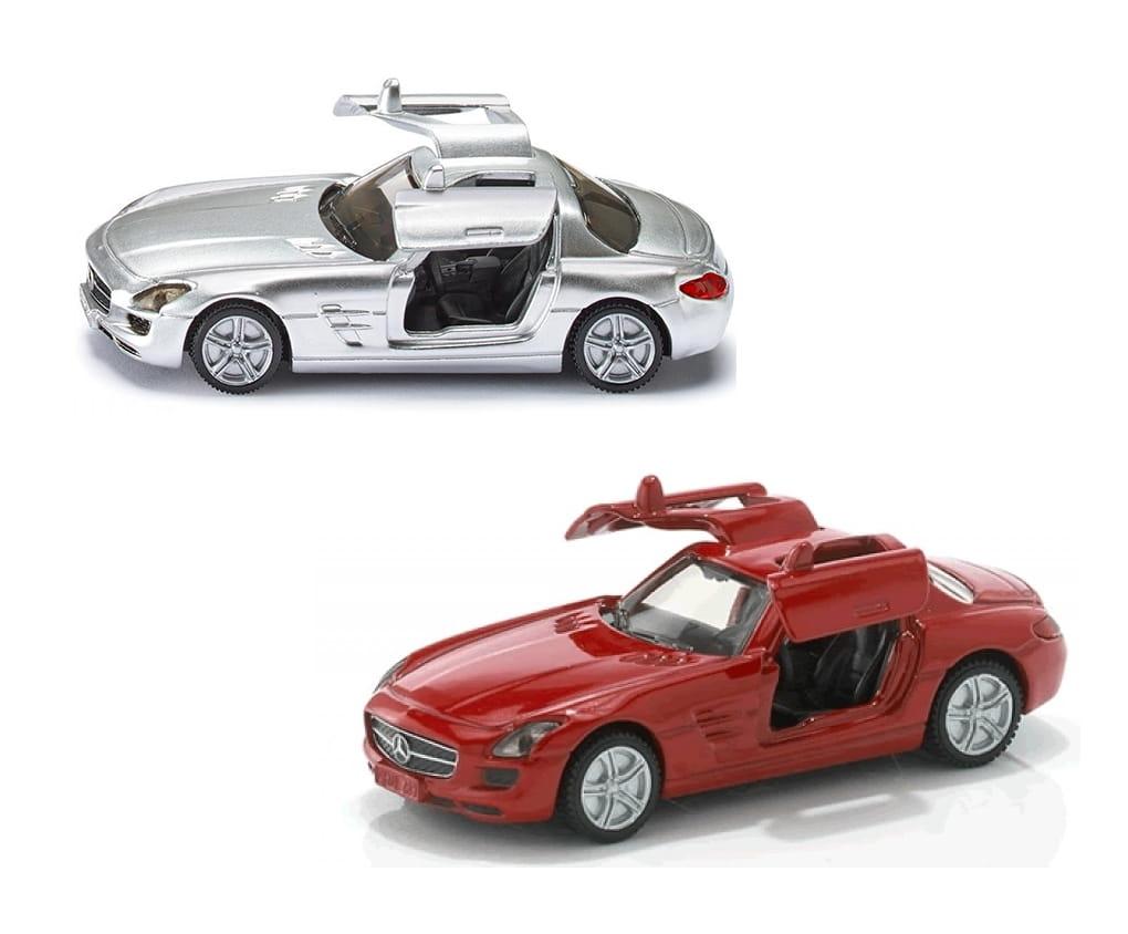 Машина Siku 1445 Mercedes SLS AMG купе