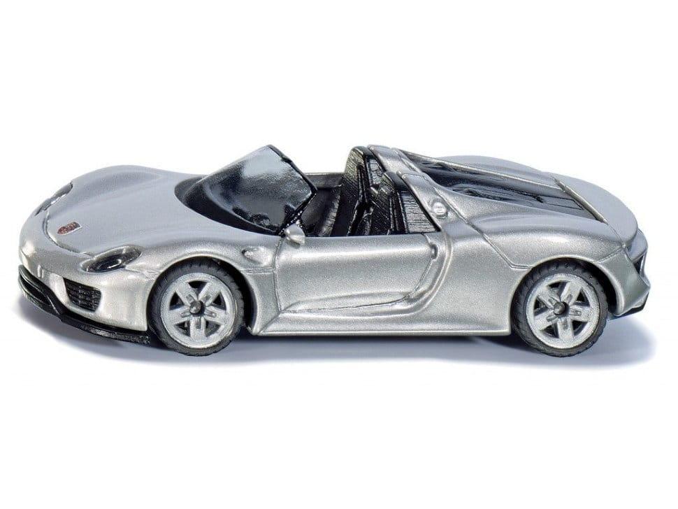 Машина Siku 1475 Porsche 918 Spyder кабриолет