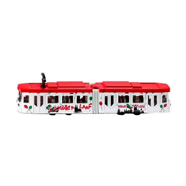 Трамвай Siku 1615 - красный