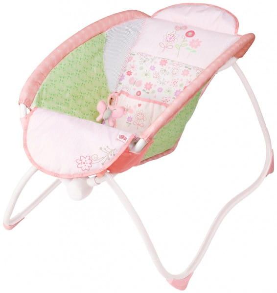 Купить Слипер Bright Starts Добрые сны (розовый) в интернет магазине игрушек и детских товаров
