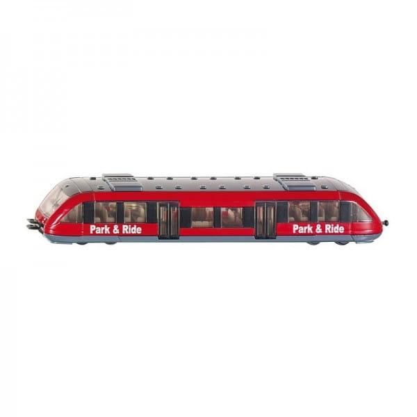 Пригородный поезд Siku 1646