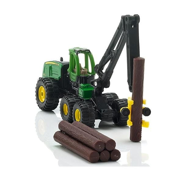 Трактор Siku John Deere с манипулятором