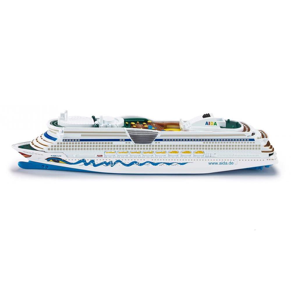Круизный лайнер Siku Aida 1:1400