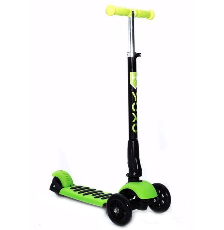 Самокат VIP Toys Midou H-4 - зеленый