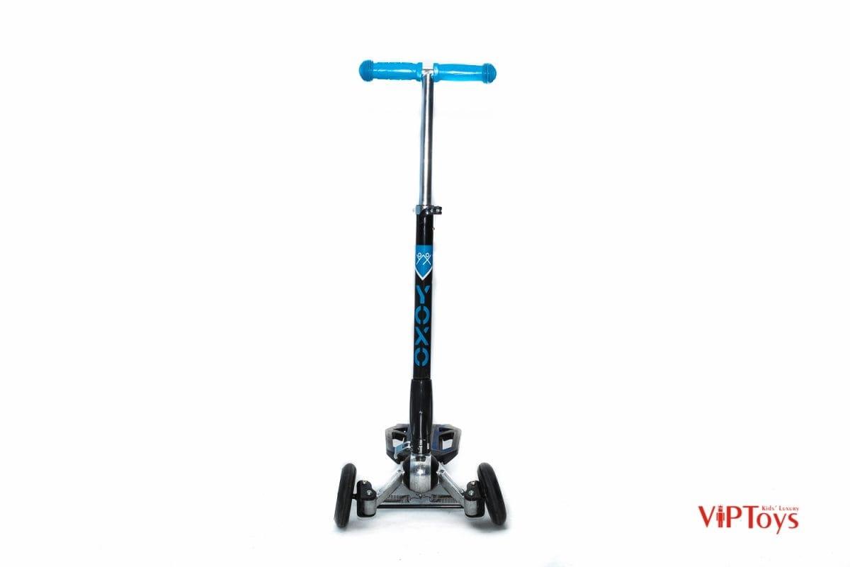 Самокат VIP Toys Midou J3  синий - Самокаты