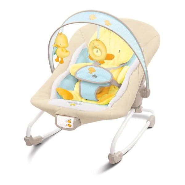 Купить Кресло-качалка Bright Starts Утенок в интернет магазине игрушек и детских товаров