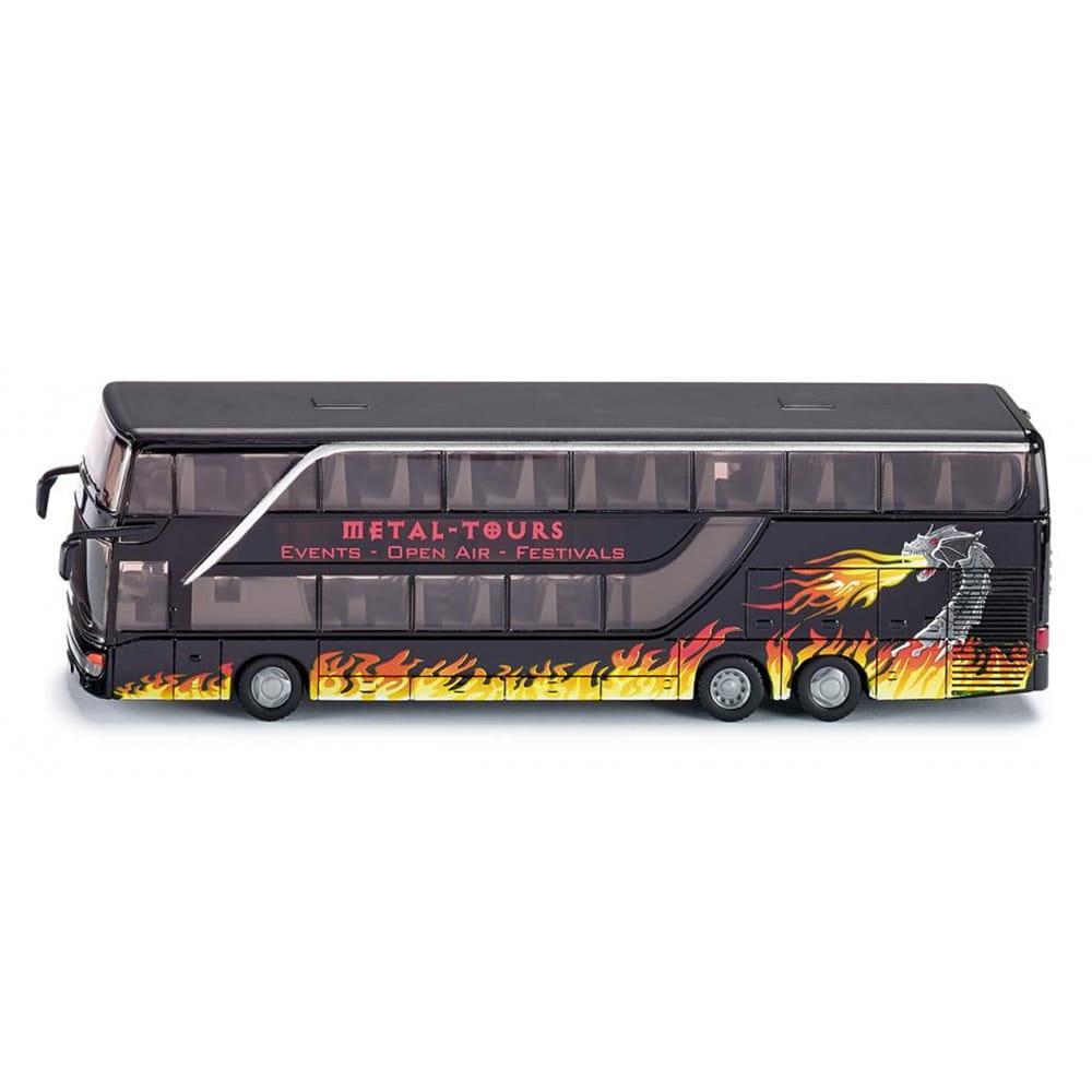 Автобус SIKU Setra S431DT 1:87