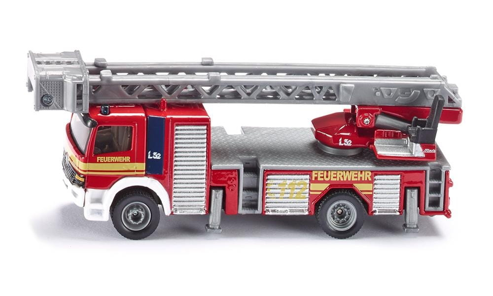 Пожарная машина SIKU с лестницей