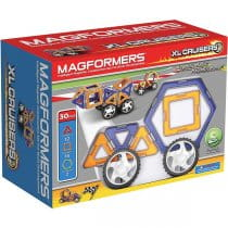 ����������� Magformers XL Cruisers � �������� ������ (30 �������)