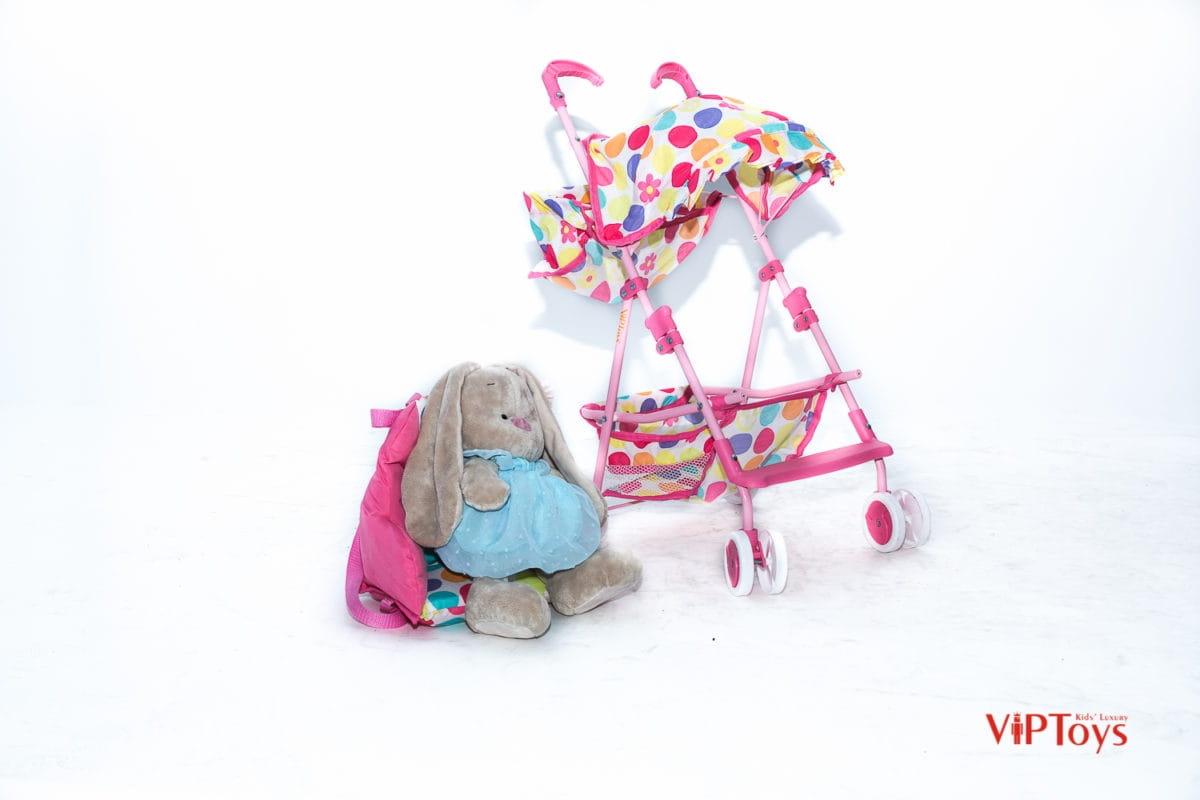 Коляска для кукол VIP TOYS прогулочная
