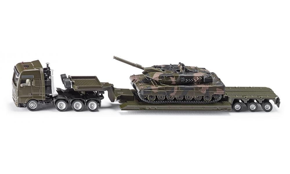 Набор SIKU Тягач с танком