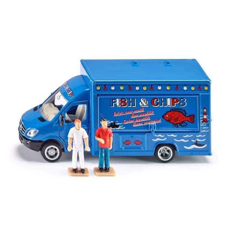 Игровой набор Siku Мобильный магазин-фургон