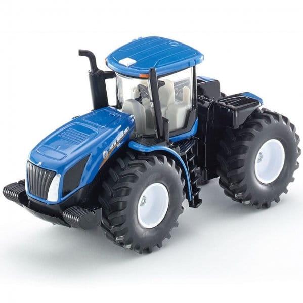 Трактор Siku - синий