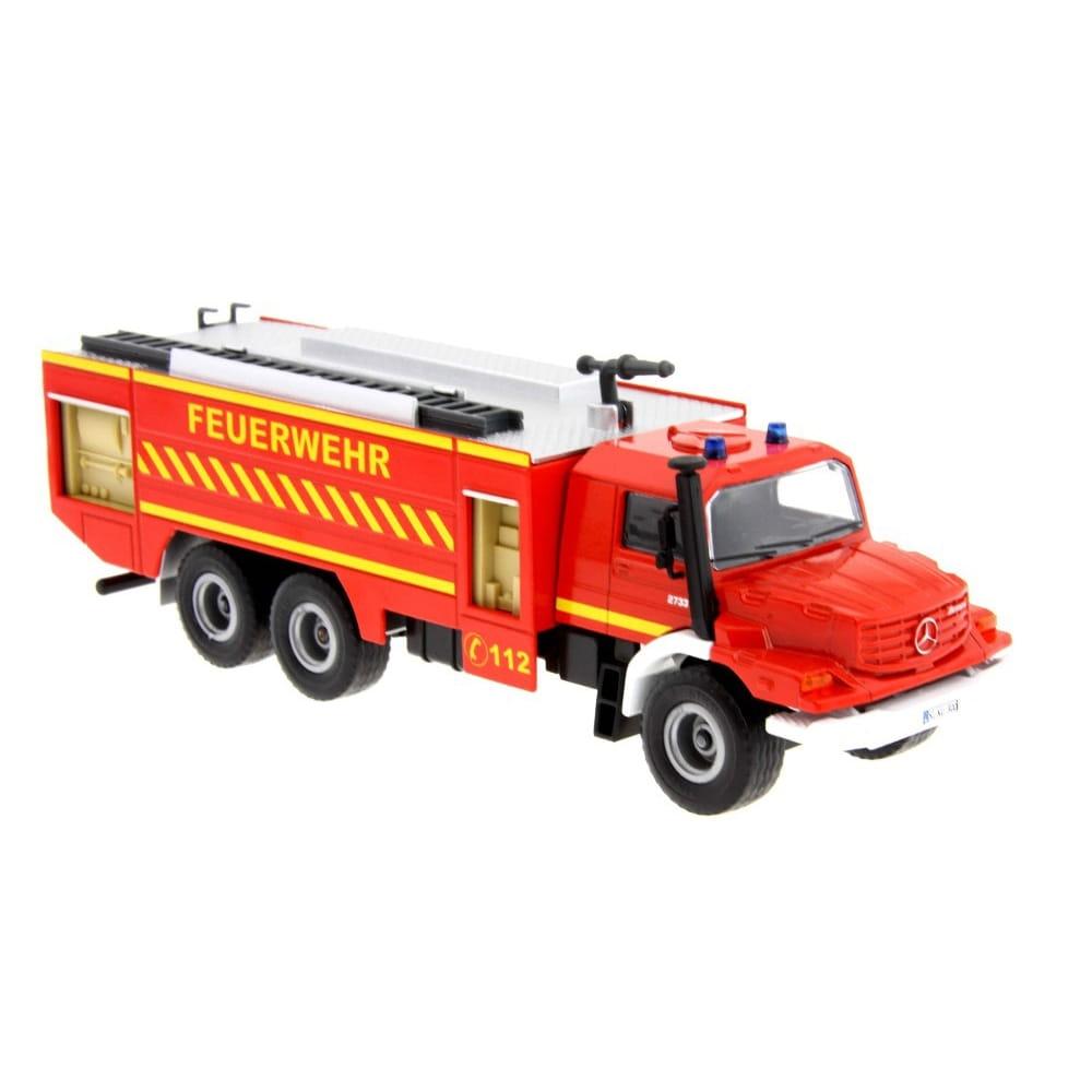 Пожарная машина SIKU Mercedes