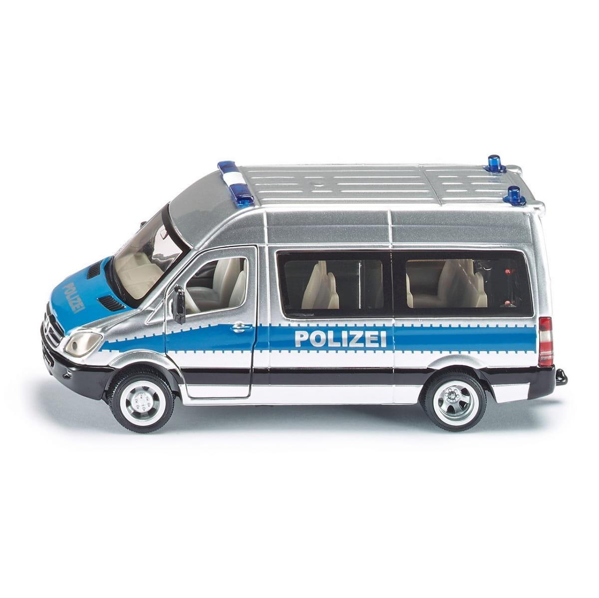 Полицейский микроавтобус SIKU