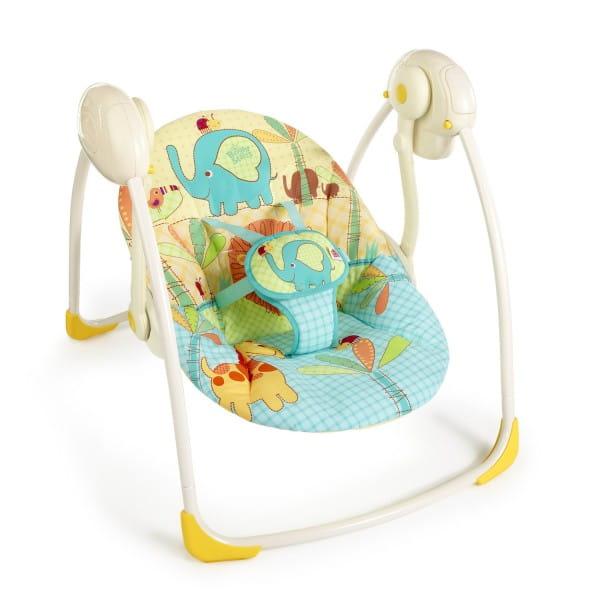 Купить Качели Bright Starts Солнечное сафари в интернет магазине игрушек и детских товаров