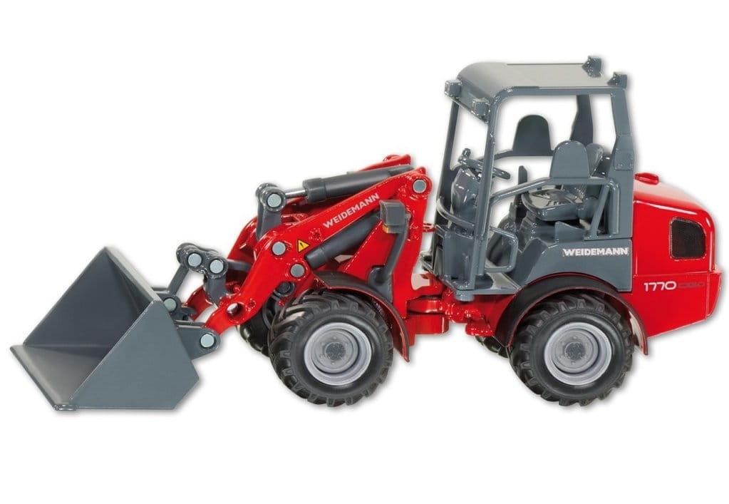 Трактор SIKU садовый