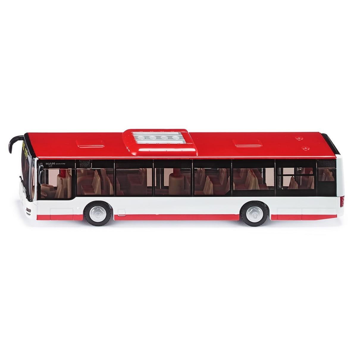 Городской автобус Siku Man