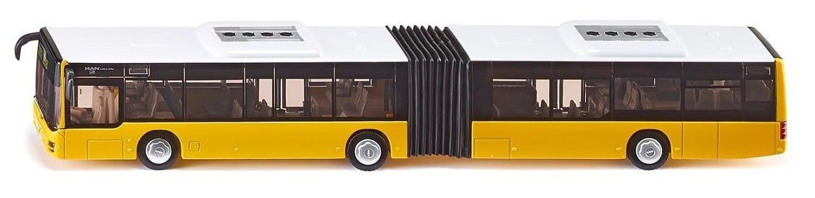 Автобус-гармошка SIKU - красный
