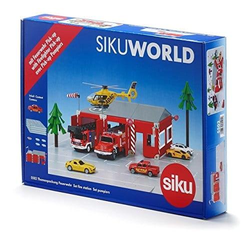 Игровой набор Siku World Пожарная бригада