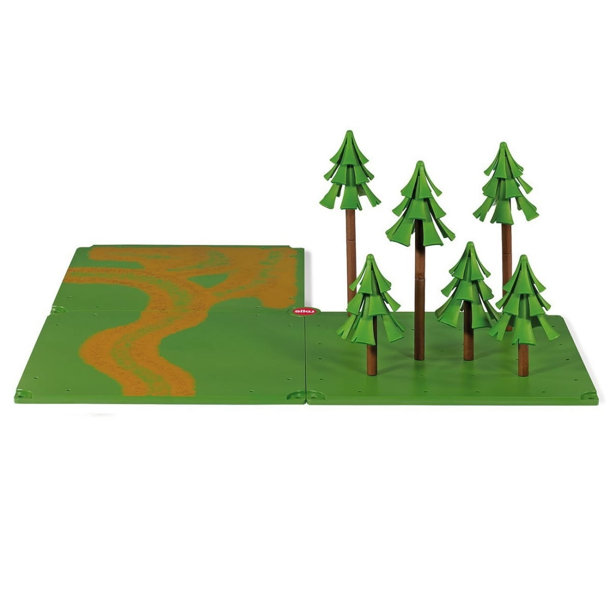 Набор аксессуаров Siku World Грунтовые дороги и леса