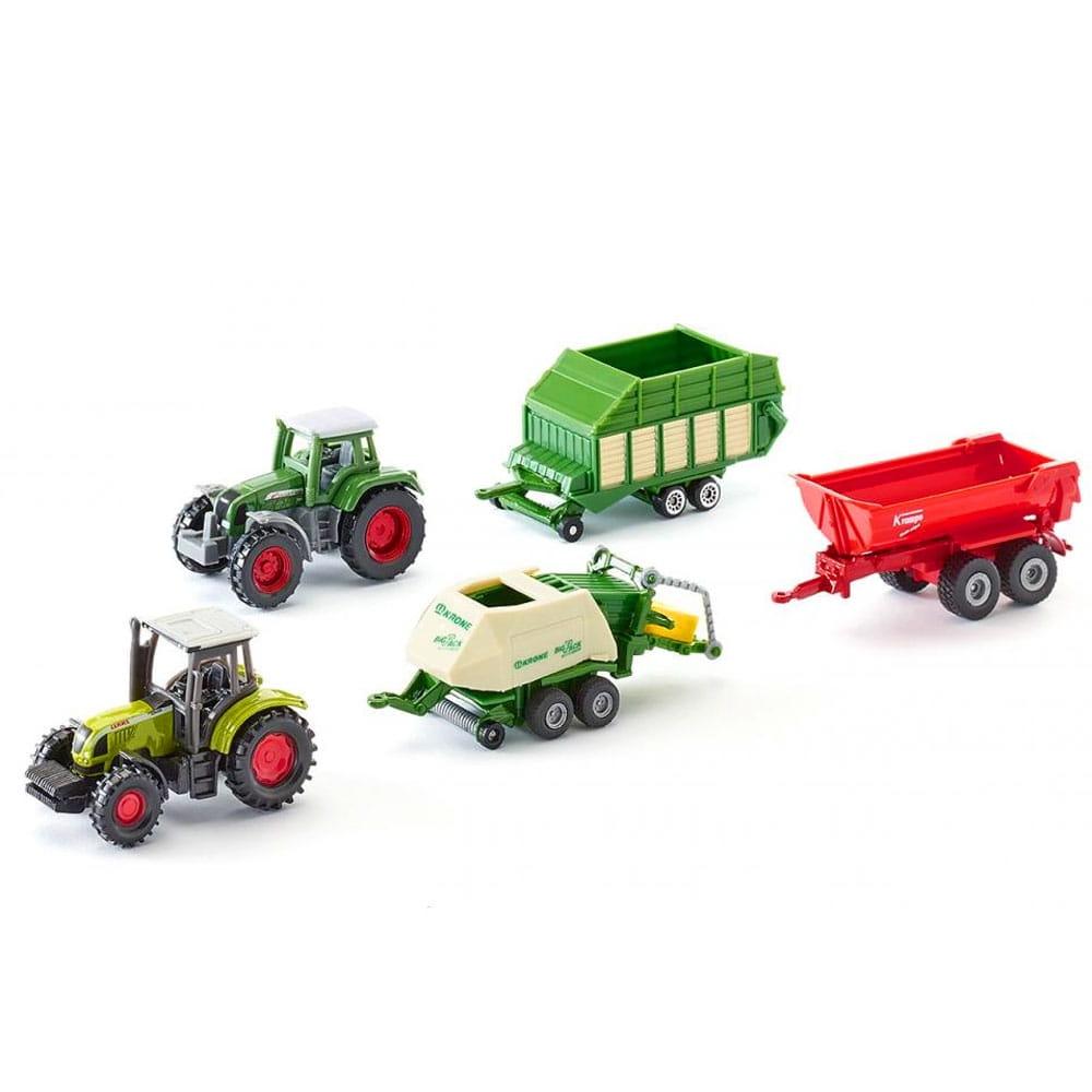 Набор Siku Сельхозяйственная техника (5 машин)