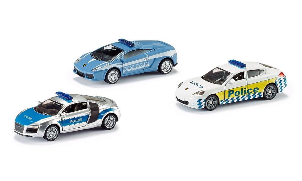 Набор SIKU Полицейские машинки