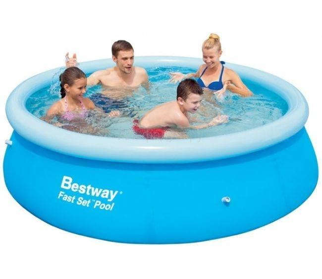 Бассейн Bestway 12226ASS13 Fast Set 275х77 см