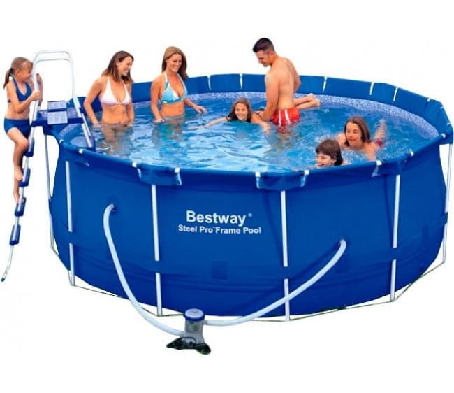 Каркасный бассейн Bestway 56420 BW 366х122 см