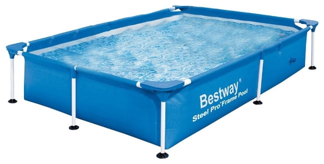 Каркасный бассейн Bestway 56401 BW 221х150х43 см