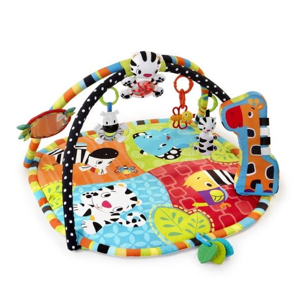 Купить Развивающий коврик Bright Starts Африка в интернет магазине игрушек и детских товаров