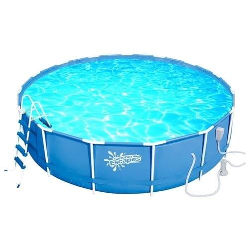 Каркасный бассейн POLYGROUP 457х132 см
