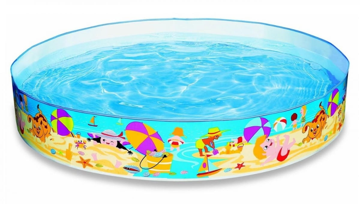 Детский бассейн Intex 56451 Сноркелинг 152х25 см