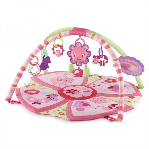 Купить Развивающий коврик Bright Starts Смеющийся сад в интернет магазине игрушек и детских товаров
