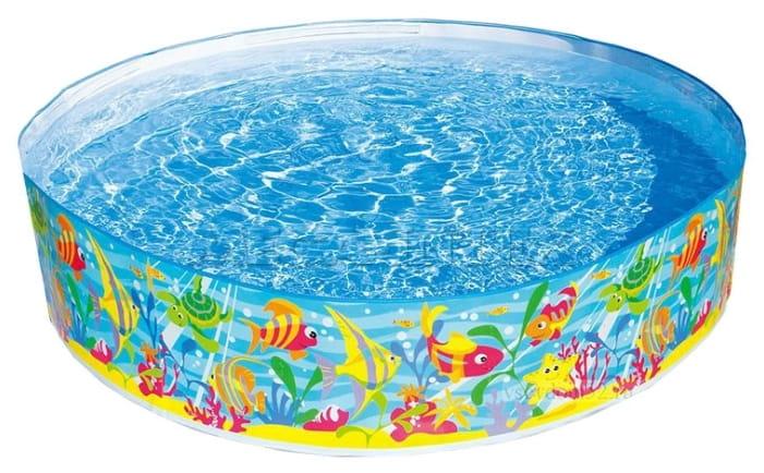 Детский бассейн Intex 56452 Подводный мир 183х38 см