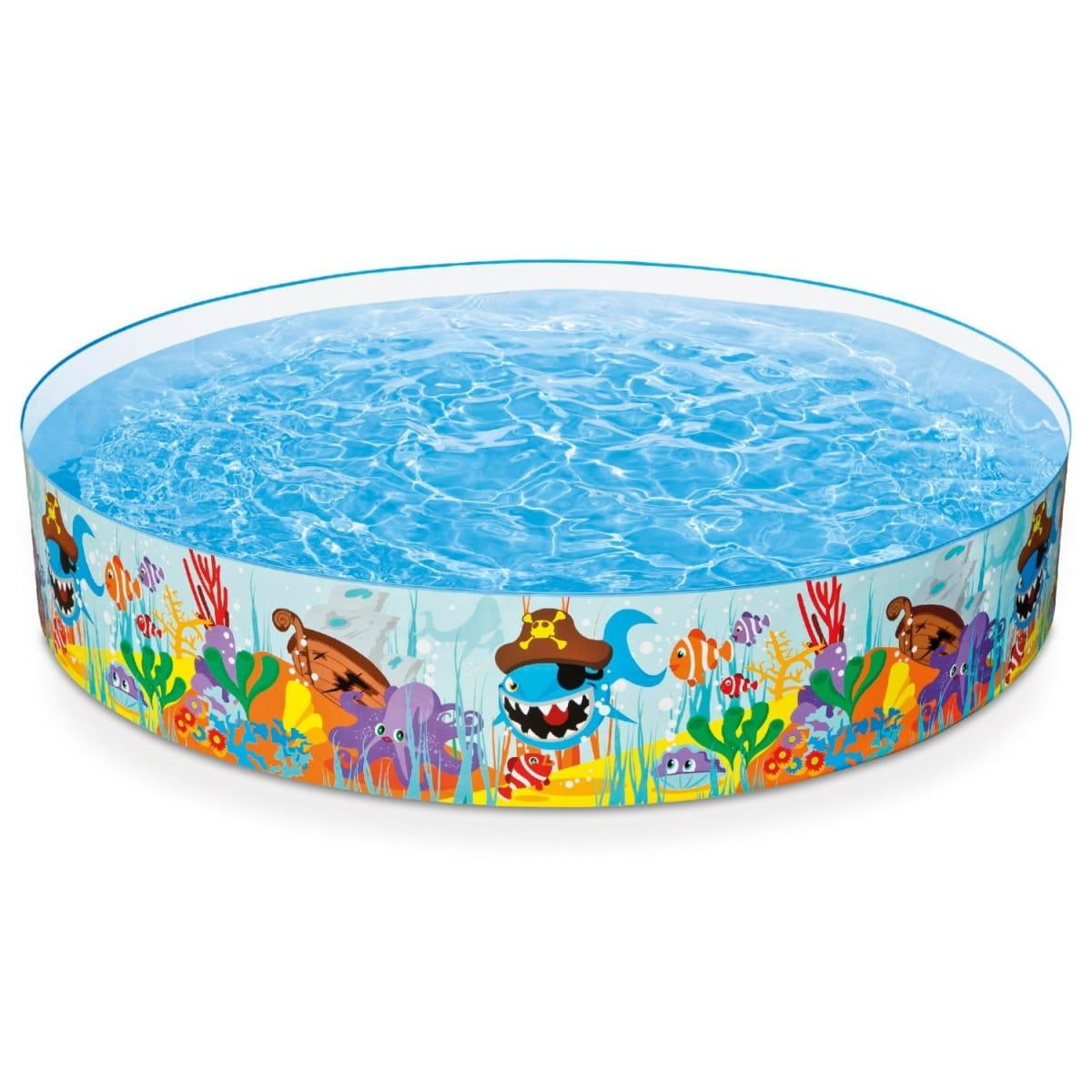 Детский бассейн Intex 56453 Океанский риф 244х46 см