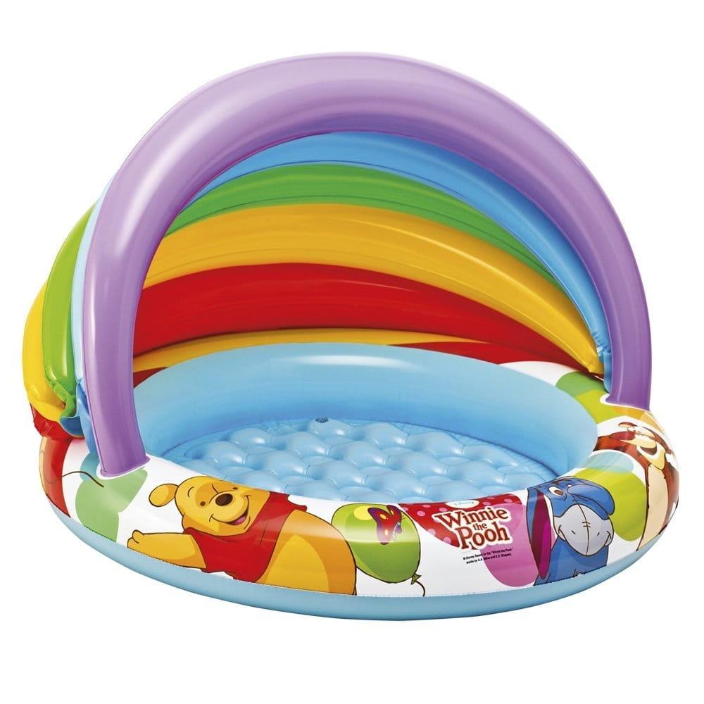 Детский бассейн Intex 57424 Винни Пух 102х69 см