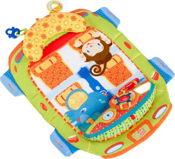 Купить Развивающий коврик Bright Starts Автомобиль в интернет магазине игрушек и детских товаров