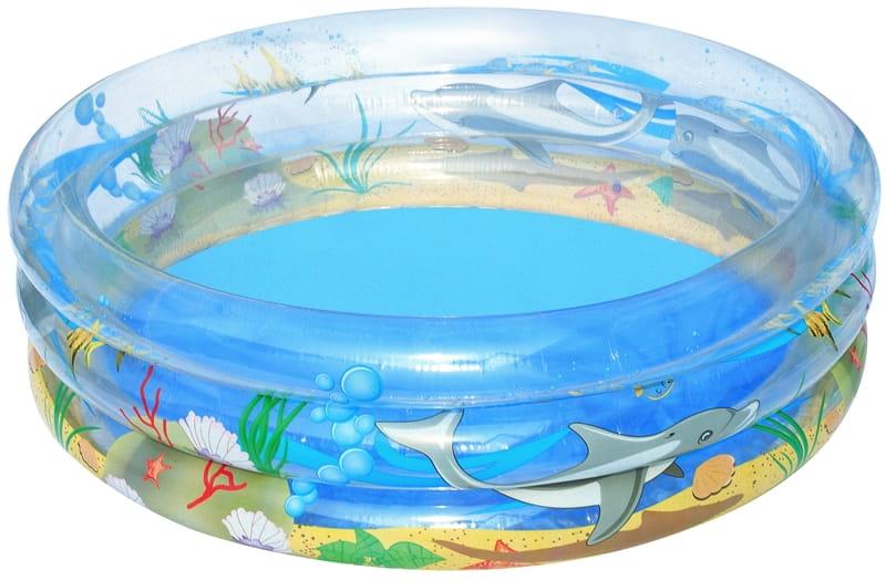 Детский бассейн Bestway 51048 BW Морская жизнь 170х53 см