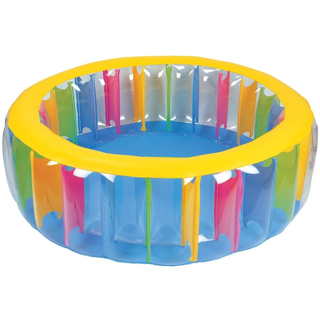 Детский бассейн Bestway 51038 BW Разноцветный 183х61 см