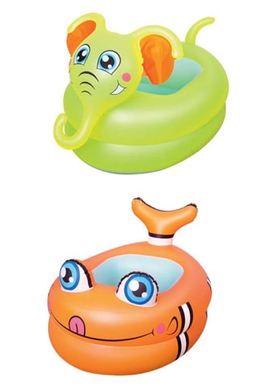 Детский бассейн Bestway 51125 BW в виде животных