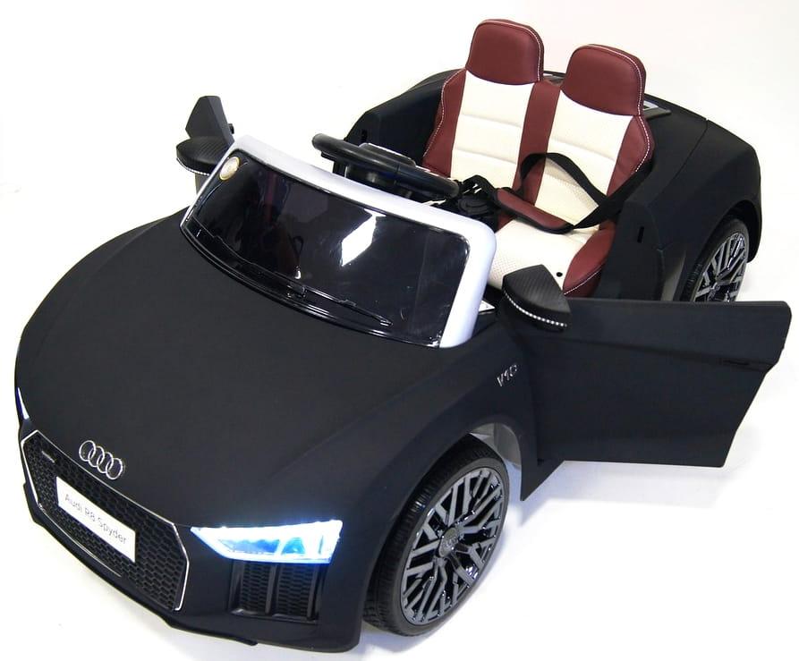 Электромобиль с дистанционным управлением River Toys Audi R8 (матовый)