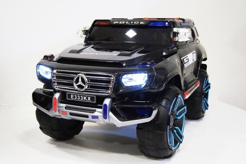 Электромобиль River Toys Mercedes Merc E333KX