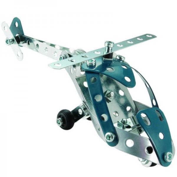 Купить Конструктор Meccano Design Вертолет - 1 модель в интернет магазине игрушек и детских товаров